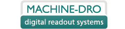 Machine DRO Logo
