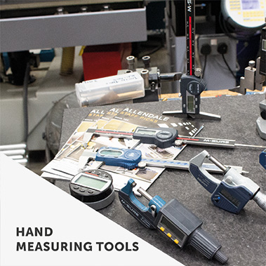 Hand Measuring and Metrology Equipment