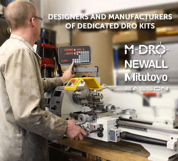 Dedicated DRO Kits and Encoders